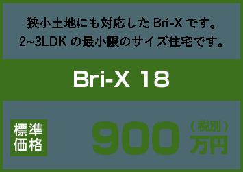 Bri-X 18